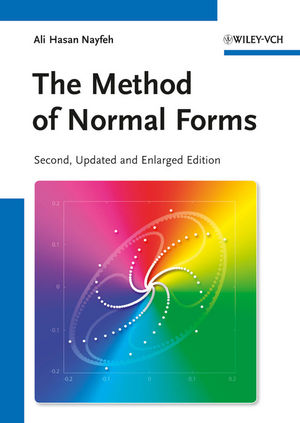 The Method of Normal Forms, 2nd, Updated and Enlarged Edition (3527635777) cover image