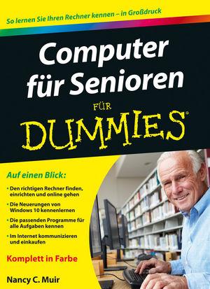 Computer für Senioren für Dummies
