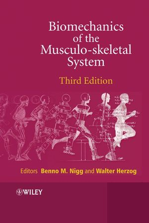 Biomechanics of the Musculo-skeletal System , 3rd Edition