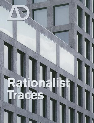 Rationalist Traces  (0470028378) cover image