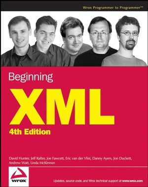 The XML Document Object Model