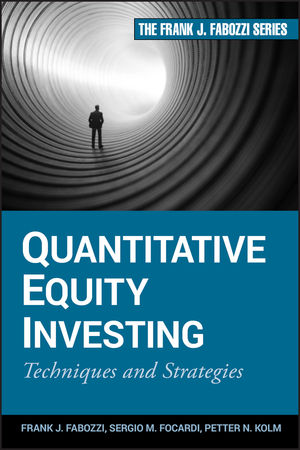 Quantitative Equity Investing: Techniques and Strategies (0470262478) cover image