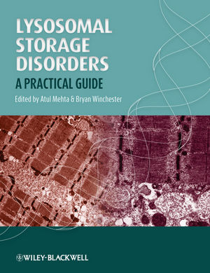 Lysosomal Storage Disorders: A Practical Guide (0470670878) cover image