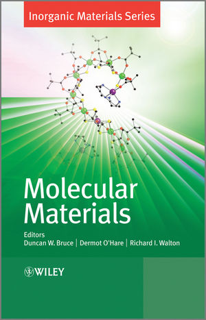Molecular Materials (0470986778) cover image