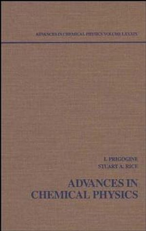 Advances in Chemical Physics, Volume 89