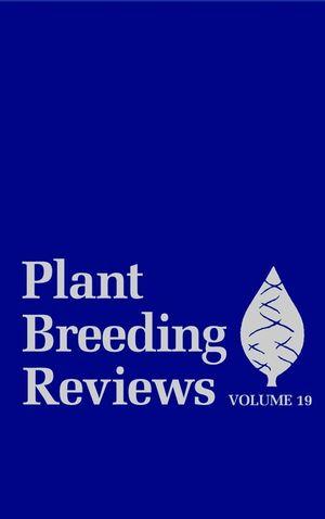Plant Breeding Reviews, Volume 19