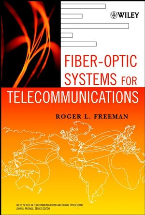 Fiber-Optic Systems for Telecommunications (0471414778) cover image