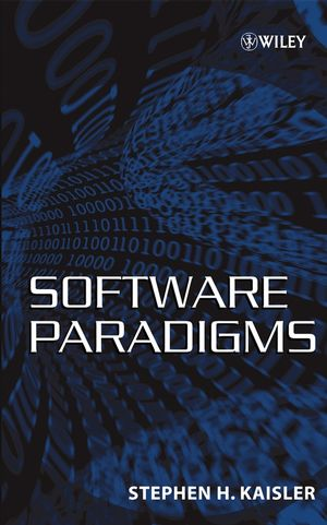 Software Paradigms (0471483478) cover image