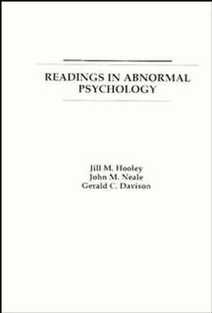 Readings in Abnormal Psychology