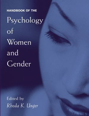 Handbook of the Psychology of Women and Gender (0471653578) cover image