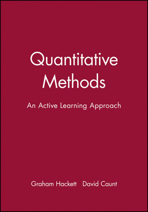 Quantitative Methods: An Active Learning Approach