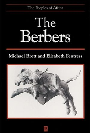 The Berbers: The Peoples of Africa (0631207678) cover image
