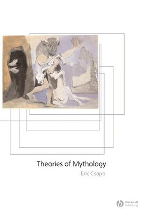 Theories of Mythology (0631232478) cover image