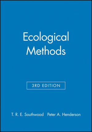 Ecological Methods, 3rd Edition (0632054778) cover image