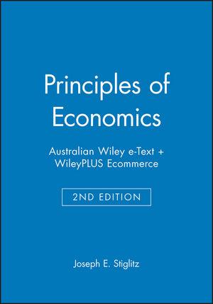 Principles of Economics 2e Australian Wiley e-Text + WileyPLUS Ecommerce (0730332578) cover image