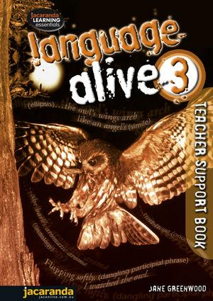 Language Alive 3 Teacher Support  Book