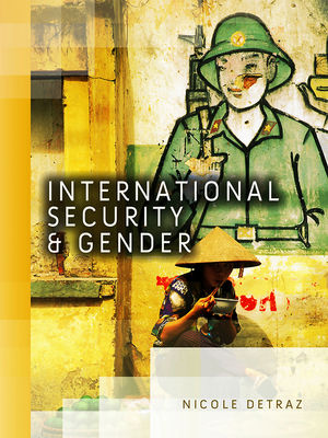 International Security and Gender (0745651178) cover image