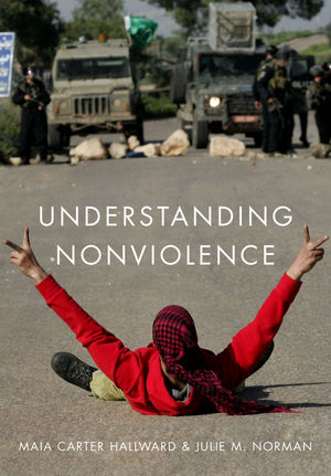 Understanding Nonviolence (0745680178) cover image
