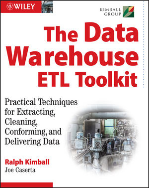 The Data Warehouse ETL Toolkit: Practical Techniques for Extracting, Cleaning, Conforming, and Delivering Data (0764567578) cover image