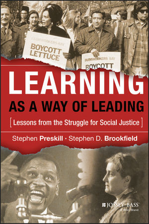 Learning as a Way of Leading: Lessons from the Struggle for Social Justice (0787978078) cover image