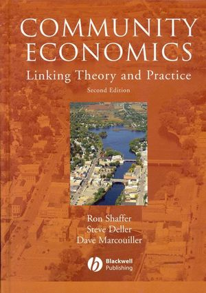 Community Economics: Linking Theory and Practice, 2nd Edition (0813816378) cover image