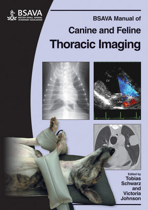 BSAVA Manual of Canine and Feline Thoracic Imaging (0905214978) cover image