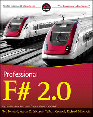 Professional F# 2.0 (1118008278) cover image