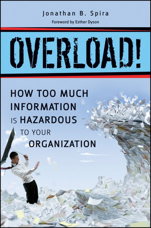 Overload! How Too Much Information is Hazardous to your Organization (1118064178) cover image