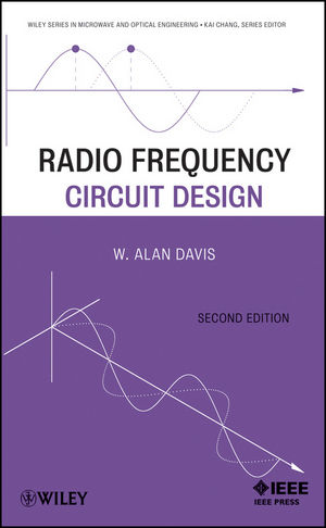 Radio Frequency Circuit Design, 2nd Edition (1118099478) cover image