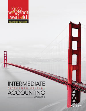 Intermediate Accounting, Volume 1, 15th Edition