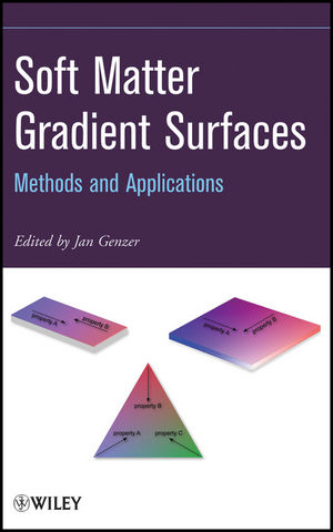 Soft Matter Gradient Surfaces: Methods and Applications (1118166078) cover image