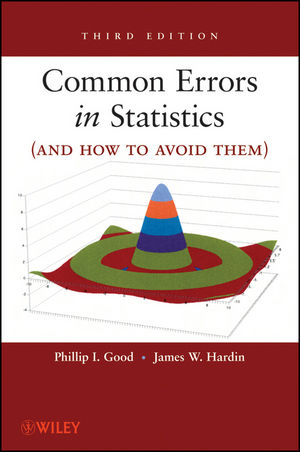 Common Errors in Statistics (and How to Avoid Them), 3rd Edition