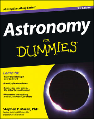 Astronomy For Dummies, 3rd Edition