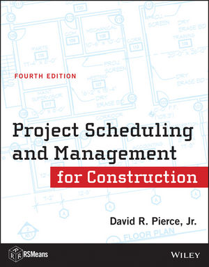 Project Scheduling and Management for Construction, 4th Edition (1118417178) cover image