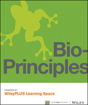 Bio-Principles, 1e WileyPLUS Learning Space Card