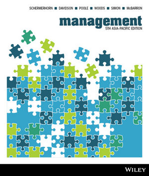 management 5th asia pacific edition management business
