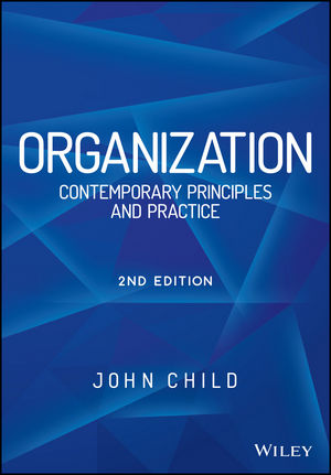 Organization: Contemporary Principles and Practice, 2nd Edition (1118779878) cover image