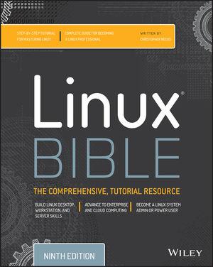 linux bible ninth edition