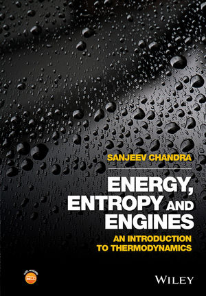 Energy, Entropy and Engines: An Introduction to Thermodynamics (1119013178) cover image