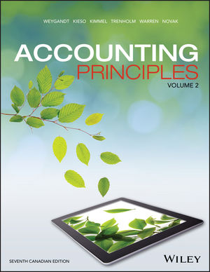 Accounting Principles, Volume 2, 7th Canadian Edition