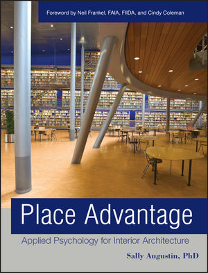 Place Advantage: Applied Psychology for Interior Architecture (1119214378) cover image
