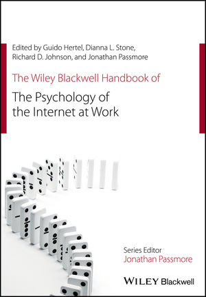 The Wiley Blackwell Handbook of the Psychology of the Internet at Work (1119256178) cover image