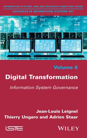 Digital Transformation: Information System Governance (1119377978) cover image
