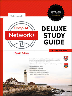 Comptia Network Deluxe Study Guide Exam N10 007 4th Edition