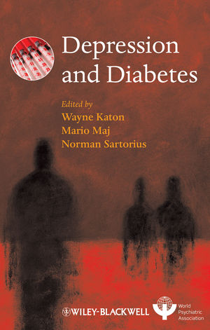 Depression and Diabetes (1119957478) cover image