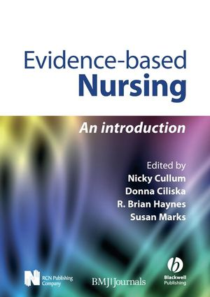 Evidence-Based Nursing: An Introduction