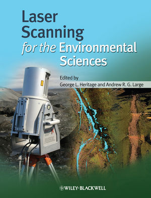 Laser Scanning for the Environmental Sciences (1405157178) cover image