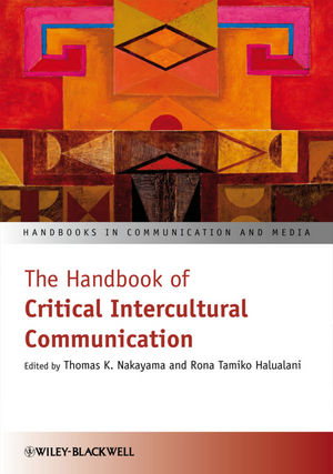 The Handbook of Critical Intercultural Communication (1405184078) cover image