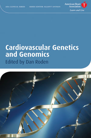 Cardiovascular Genetics and Genomics (1444311778) cover image