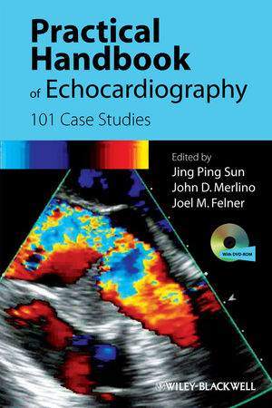 Practical Handbook of Echocardiography: 101 Case Studies (1444320378) cover image